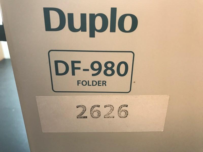 Duplo DF-980