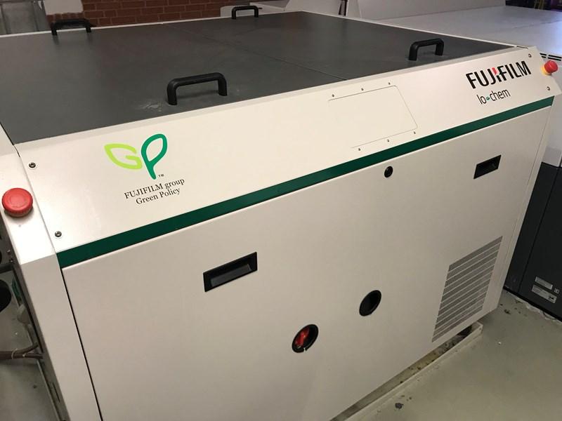 Fuji Plate Processors FLC T85 Z