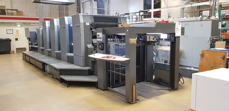 Show details for Heidelberg CD 102-4+L
