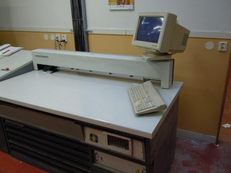 Heidelberg CPC 21 Quality control/Densitometer