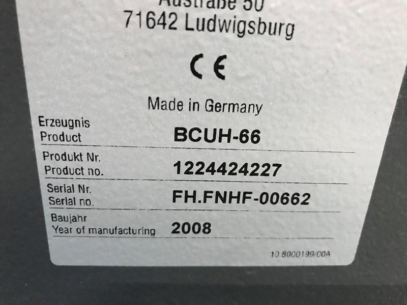 Heidelberg stahlfolder KH66/6KL + SBP46 standing delivery 6 Pockets +2 Knives Flat pile feeder