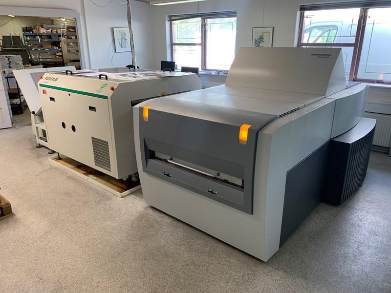 Show details for Heidelberg Suprasetter 74 CTP  fast model 4 X laser