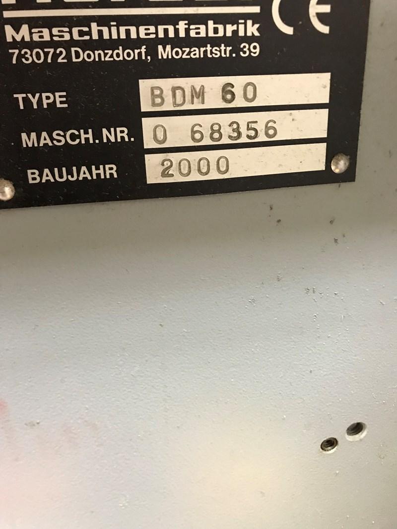Hörauf BDM 60