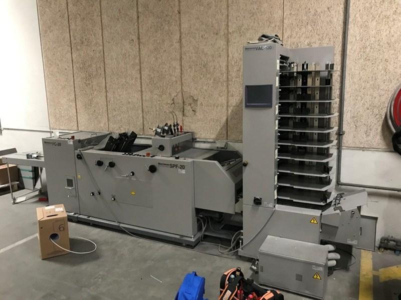 Show details for Horizon FC-20 + SPF-20, LC-20, VAC- 100, PK-20,  HMU-100, VAC-100a