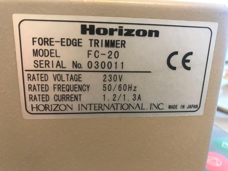 Horizon SPF-20