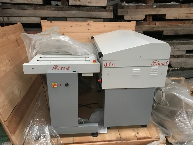 Show details for IMAF DLF 86 is a washing / gumming unit for the new digital thermal plates