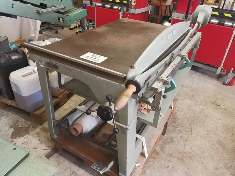 Krause  cardboard cutter