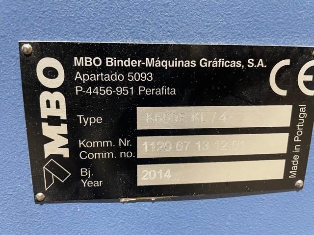 MBO K660E KL/4