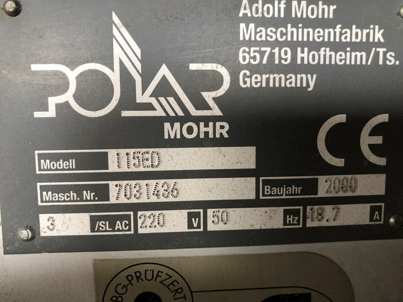 Polar 115 ED