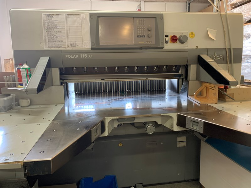 Polar 115 XT 2007