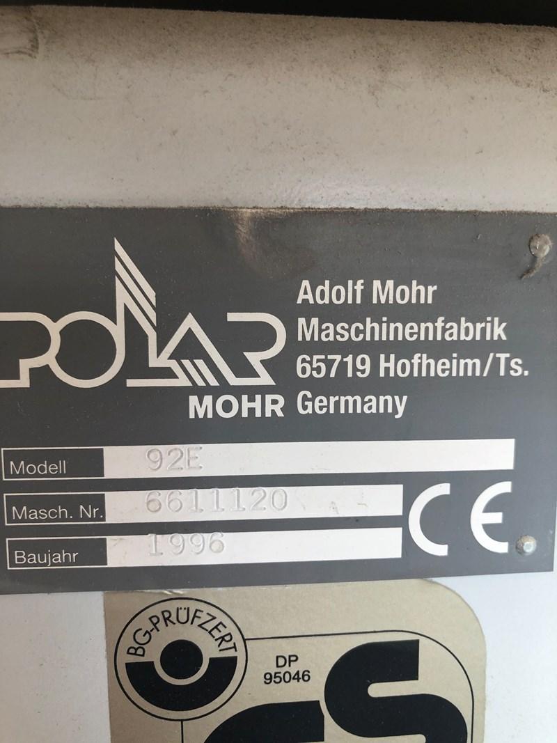 Polar 92 ED