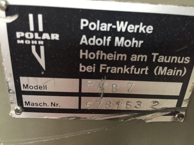 Polar Transomat Downstakker 185/6