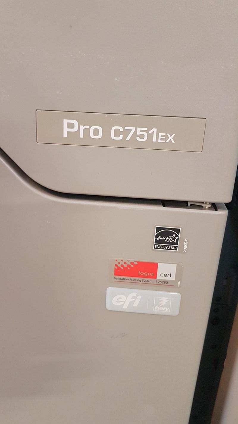 Ricoh PRO C751EX