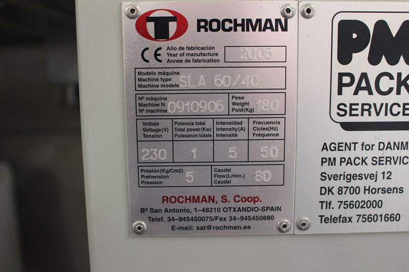 Rochman SLA 60/40