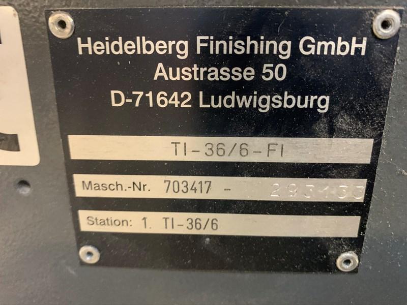 Stahl TI 36-6-FI + KB-36-I   Nr.17