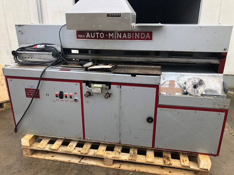 Show details for Sulby AUTO MINABINDA MK II