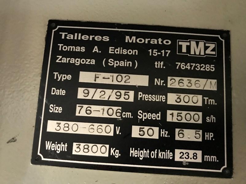TMZ 102F Digel 106 X 76 CM