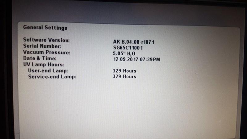 HP (Hewlett Packard) FB 750