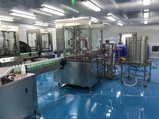 GPM 3000 Disinfection spray Filling & sealing advanced  line  Packing Machines