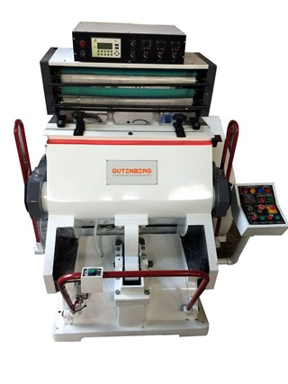 GUTENBERG PLATINE Die Cutters - Automatic and Handfed