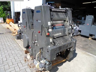 Heidelberg GTO 46-2 ZP Sheet Fed