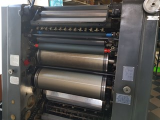 Heidelberg GTO 46 Plus  Sheet Fed