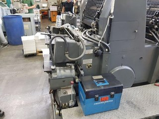 Heidelberg GTO ZP 52 -2 Alcolor Sheet Fed