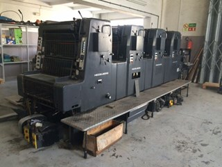 Heidelberg MOVP Sheet Fed