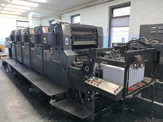 Heidelberg MOFH Sheet Fed