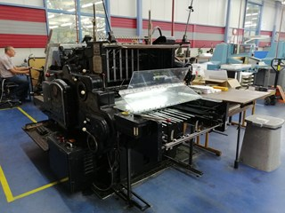 Heidelberg Cylinder S Die Cutters - Automatic and Handfed