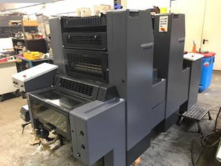 Heidelberg SPEEDMASTER 52-2-P 1998 Sheet Fed