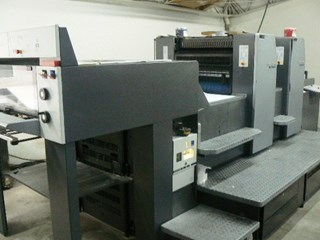 Heidelberg SM 74-2P H Sheet Fed