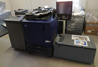 Show details for Konica Minolta AccurioPrint C3070 L
