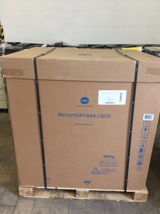 Konica Minolta AccurioPrint C3070  Digital Printing