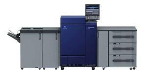 Konica Minolta AccurioPress C6085 Digital Printing