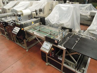 Laminating Solutions Machinery LSM QUICKSILVER MACHINES A PELLICULER ET CONTRE-COLLER