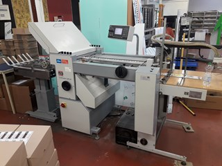 MB Bäuerle CAS 52-4-4 Folding machines