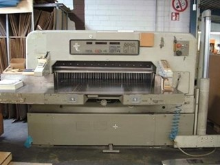 POLAR 137 EM MONITOR Guillotines/Cutters