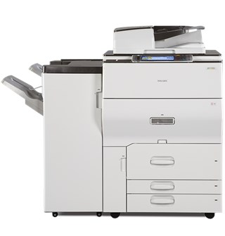 RICOH MP C8002 Color Laser Multifunction Printer  Digital Printing
