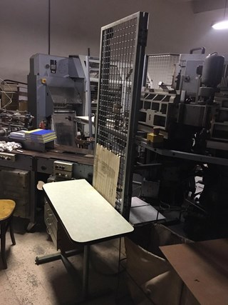 VBF Stahl BL 200 Case Production