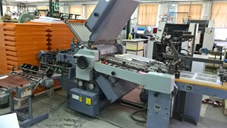 Stahl 56/4 KTL-F  Folding machines
