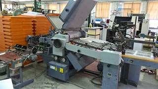 Stahl 56/4 KTL-F  Folding machines