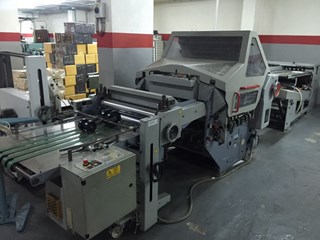 Stahl KD 78/4 KTL Folding machines