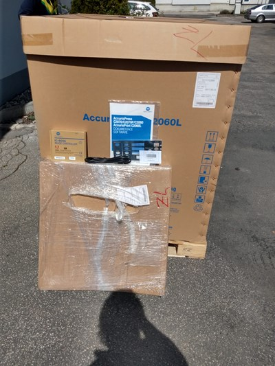 Konica Minolta AccurioPress C2060 L