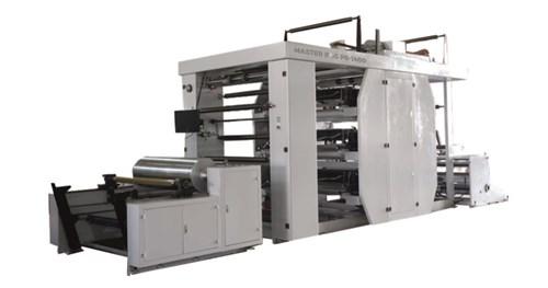 Master Bag P6-1400 - Flexo Paper Printing Machine