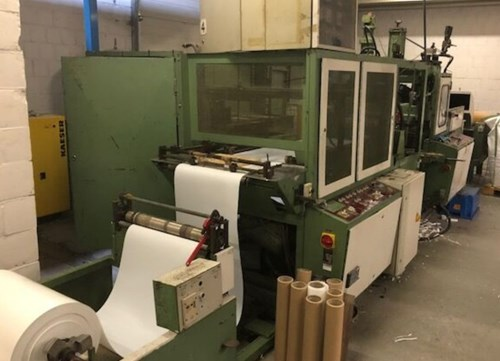ILLIG RVP 54  Thermoforming - Automatic Roll-Fed Machine