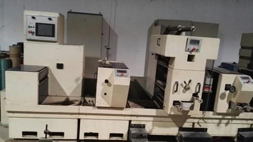 SEMI ROTARY OFSET  LABEL PRINTING MACHINE