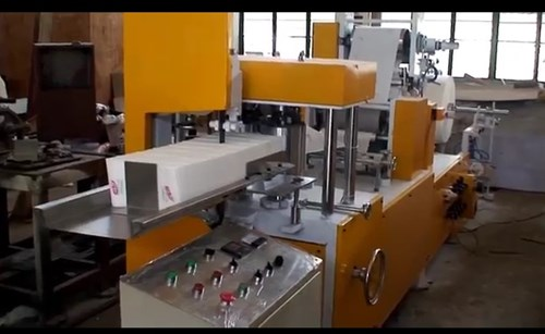 Show details for Texo Table napkin production line