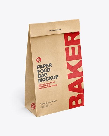Fast Food Take Away Square Bottom Paper Bag Machines