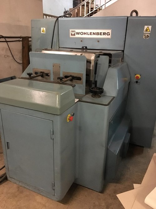 Wohlenberg 44 FS 100
